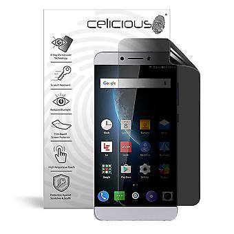 Celicious Privacy Plus 4-Way Anti-Spy Filter Screen Protector Film Compatible with LeEco Le Max 2