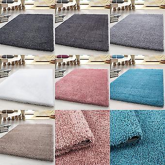 Fur Rug Sheepskin Imitation Faux Fur Rug Forlay Soft Soft Solid Color