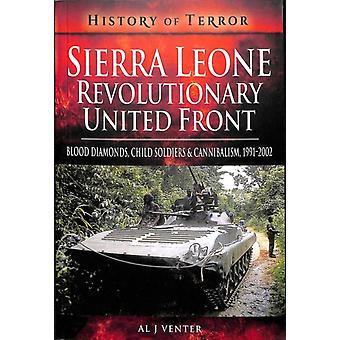 Sierra Leone revolutionära United Front av Al Venter