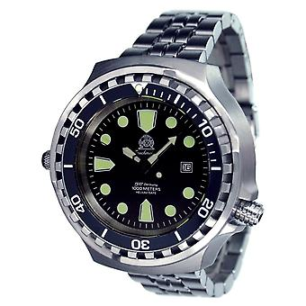 Tauchmeister T0265M XL diving watch 1000 m