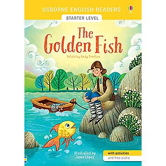 The Golden Fish by Mairi MacKinnon - 9781474964029 Book