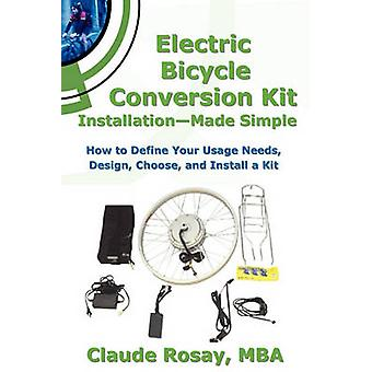 Electric Bicycle Conversion Kit Installation - Made Simple (How to De