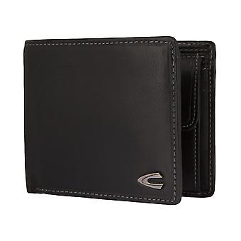 Camel active VEGAS men's purse wallet purse black 2484