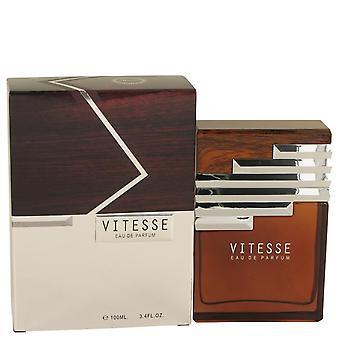 Armaf vitesse eau de parfum spray by armaf 538335 100 ml