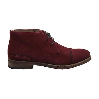Stacy Adams Mens Avery Suede Ronde Toe Slip Op Schoenen