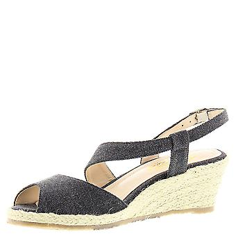 Beacon naisten Bonita suljettu rento Platform sandaalit