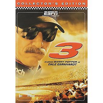 3: Dale Earnhardt Story [DVD] USA import