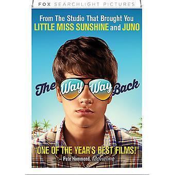 Way Way Back [DVD] USA import