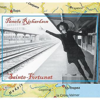 Pamela Richardson - Sainte-Fortunat [CD] USA import