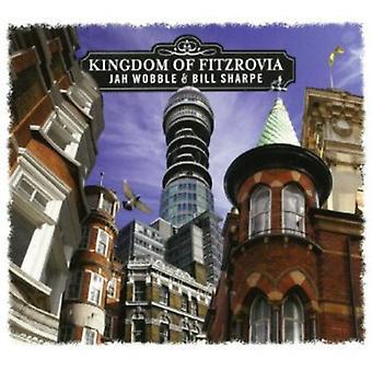 Jah Wobble & Bill Sharpe - Kingdom of Fitzrovia [CD] USA import