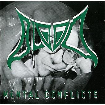 Blood - Mental Conflicts [CD] USA import