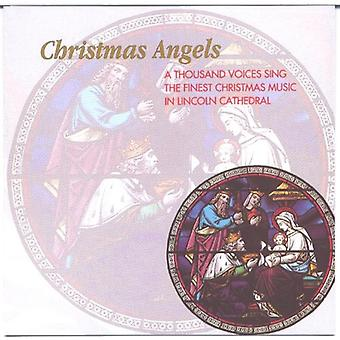 Cantoris Brass - Christmas Angels: A Thousand Voices Sing the Finest Christmas Music in Lincoln Cathedral [CD] USA import