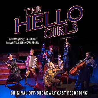Hello Girls (Original Off-Broadway Cast Recording) [CD] Usa import
