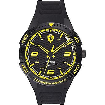 SCUDERIA FERRARI - Wristwatch - Men - 0830663 - APEX