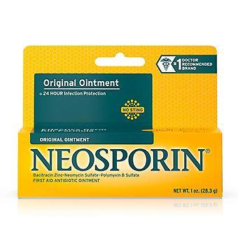Neosporin eerste hulp antibiotica zalf, origineel, 1 oz *