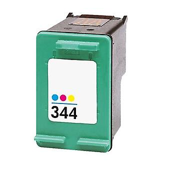 RudyTwos Replacement for HP 344 Ink Cartridge Tri-Colour Compatible with Deskjet 5740, 5745, 5940, 5950, 6520, 6540, 6540d, 6620, 6840, 6940, 6980, 9800, 9800d Officejet 7313, 7410, 7413, Pro K7100, P