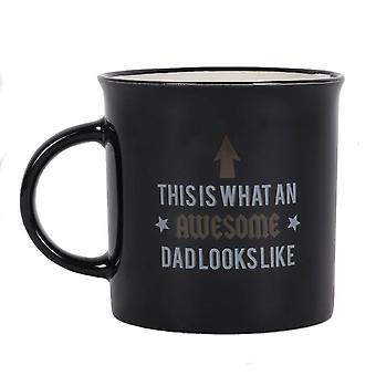 Something Different Awesome Dad Ceramic Mug