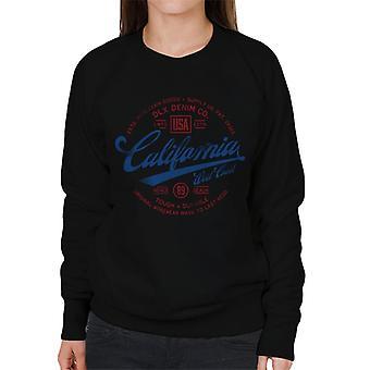 London Banter California West Coast Frauen's Sweatshirt