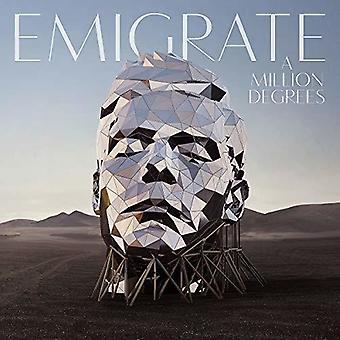 Emigrate - Million Degrees [CD] USA import