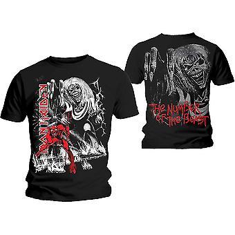 Iron Maiden Notb Camiseta Jumbo