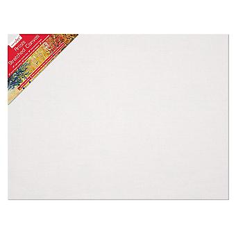 """1 x Blank Cotton Canvas 24"""" x 18"""" Frame Board Stretched Art Oil Acrylic Painting"""