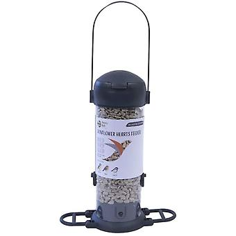 Henry Bell Ready To Feed Filled Sunflower Hearts Feeder