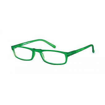 Reading Glasses Unisex Le-0183E Animo Green Strength +1.50