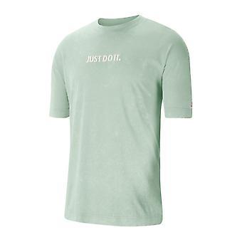 נייקי בגדי ספורט Jdi CJ4571321 אוניברסלי כל השנה גברים חולצת טריקו
