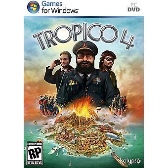 Tropico 4 PC játék