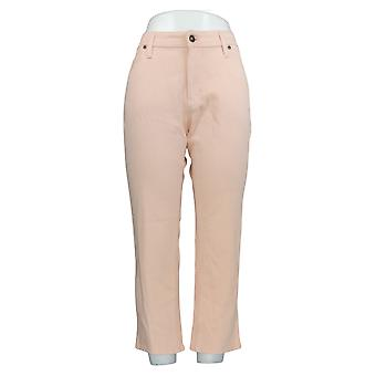 Coldwater Creek Women's Petite Jeans Stretch 5 Pockets Pink