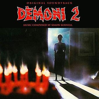 Demons 2 - O.S.T. [Vinyl] Usa import