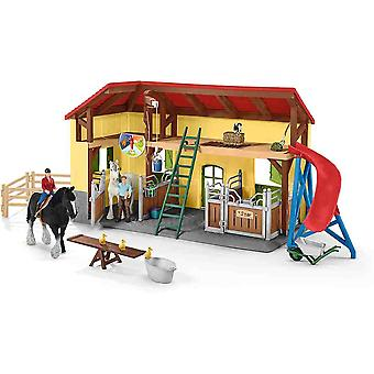 Schleich horse stable play set perfect gift in any occasion Christmas present