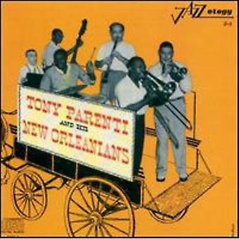 & His New Orleanians [CD] USA import