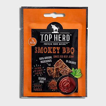 Uusi Top Herd Jerky Smokey BBQ Natural