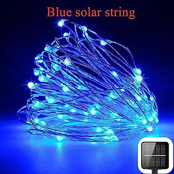 Dimmable 11m/21m/31m Leds Outdoor Solar String Lights