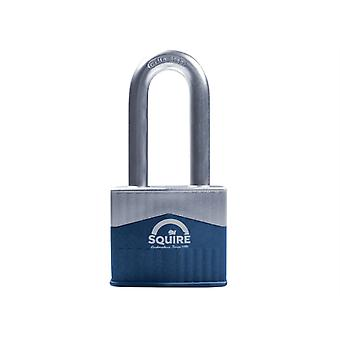 Henry Squire Warrior High-Security Long Shackle Padlock 65mm HSQW65LS