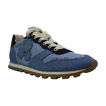 Coach Womens Coach C118 Te Ros Läder Låg Top Lace Up Fashion Sneakers