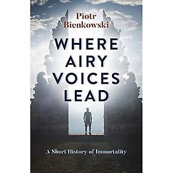 Waar Airy Voices Lead: Een korte geschiedenis van onsterfelijkheid
