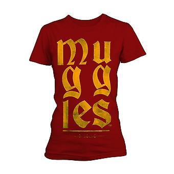 חולצת הארי פוטר מוגלגים, נשים