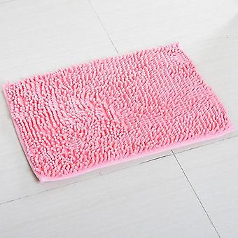 Microfiber Non-slip Bath Mat For Bathroom Doormat - Soft And Absorption Room