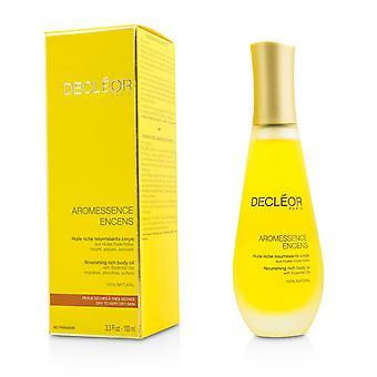 Aromessence encens nourishing rich body oil 199074 100ml/3.3oz
