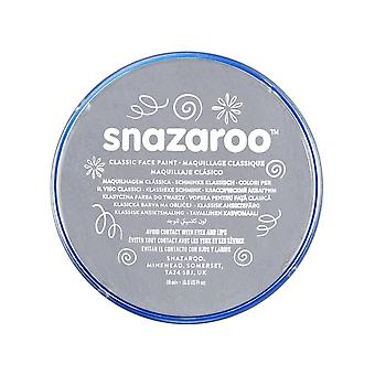 Snazaroo face and body paint, 18 ml - dark grey (individual colour) classic 18ml