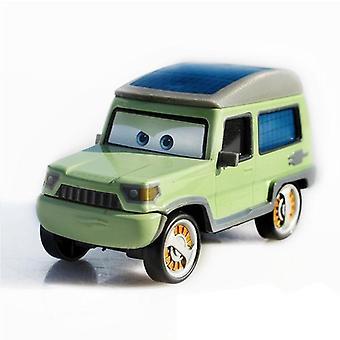 Disney Pixar Cars 2 3 - Lightning Mcqueen Jackson Storm Doc Hudson Mater 1:55
