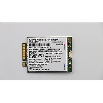 Em7430 Fdd/tdd-lte 4g Module For Thinkpad X270 X1 Carbon Fiber 5th Generation