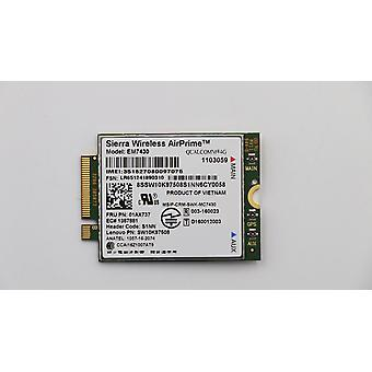 Em7430 Fdd/tdd-lte Módulo 4g Para Thinkpad X270 X1 Fibra de Carbono 5a Generación