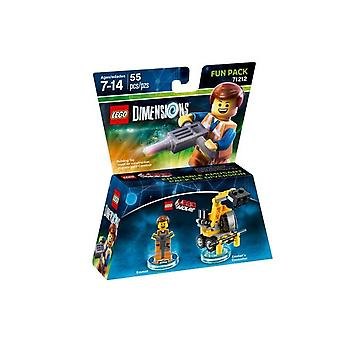 LEGO 71212 Emmet Fun Package
