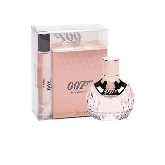 James Bond 007 for Women II Eau de Parfum Spray 30ml Eau de Parfum Roll On 7.4ml