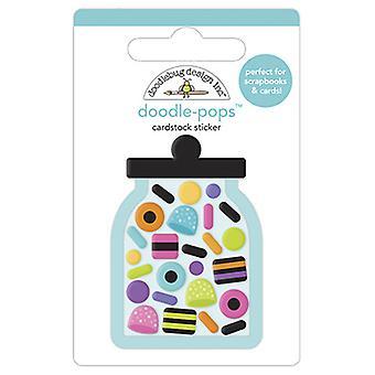 Doodlebug Design Jar-O-Plenty Doodle-Pops