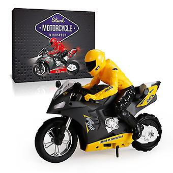 Big Rc Moto Kids Motorcycle Electric Remote Control Rc Car, Sons légers