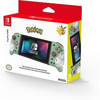 Pikachu and Eevee Hori Split Pad for Nintendo Switch